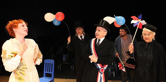 Madame Bovary - Festspiele Reichenau © Carlos de Mello